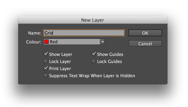 new layer