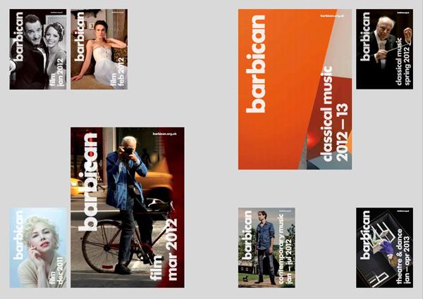 barbican posters