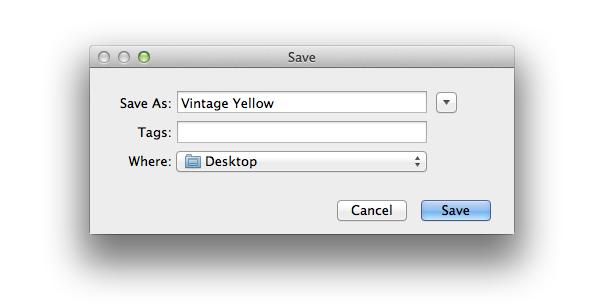 save ASE file