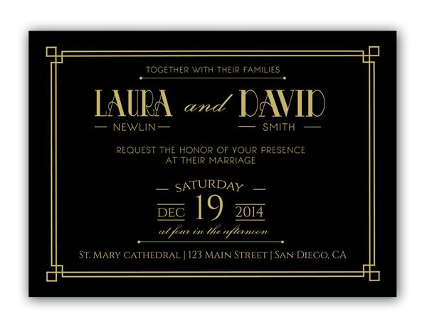 classic invite