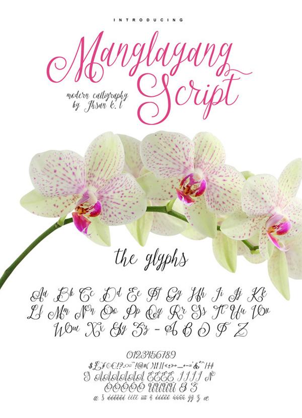 manglayang script