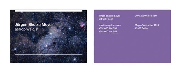 How to Customise a Business Card Template in Adobe InDesign