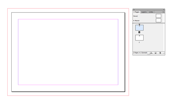 card in InDesign