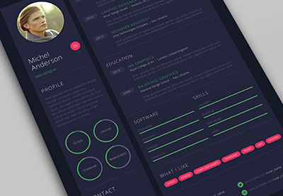 Business Tutsplus   Envato Tuts+  Resume Design Tips