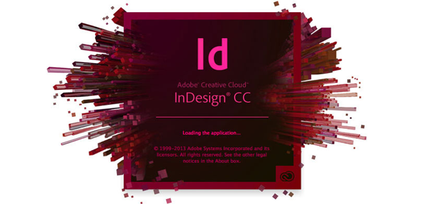 indesign start up