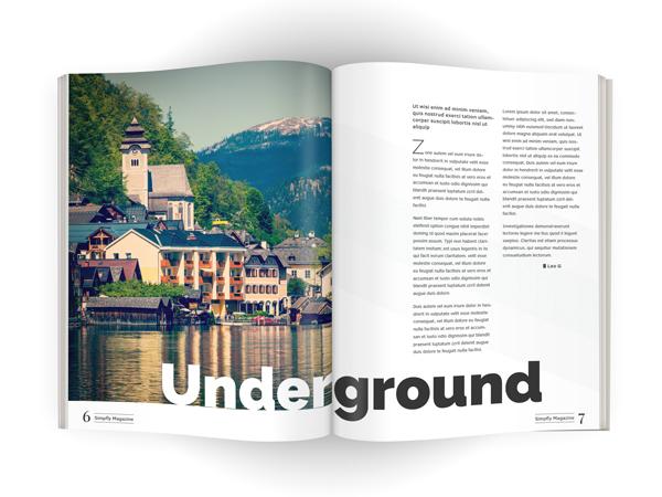 underground spread