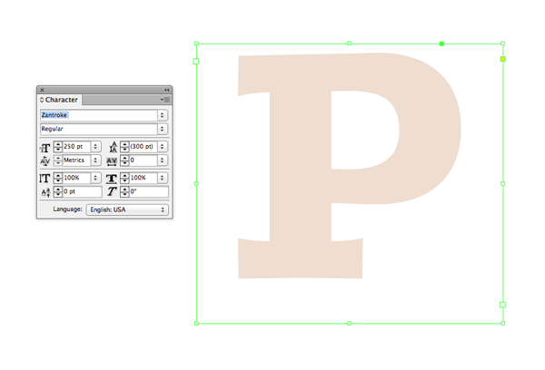 how to create a frames square in indesign