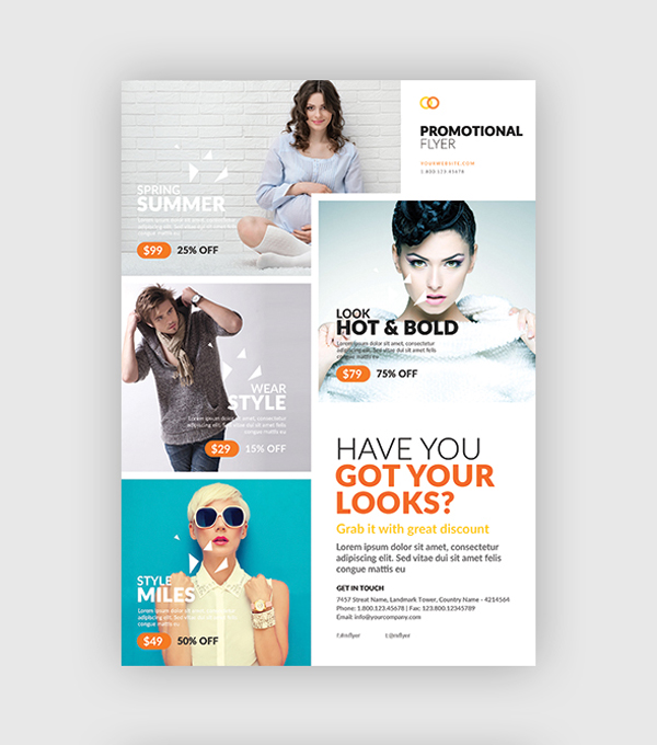 Design Tips To Make A Professional Business Flyer
