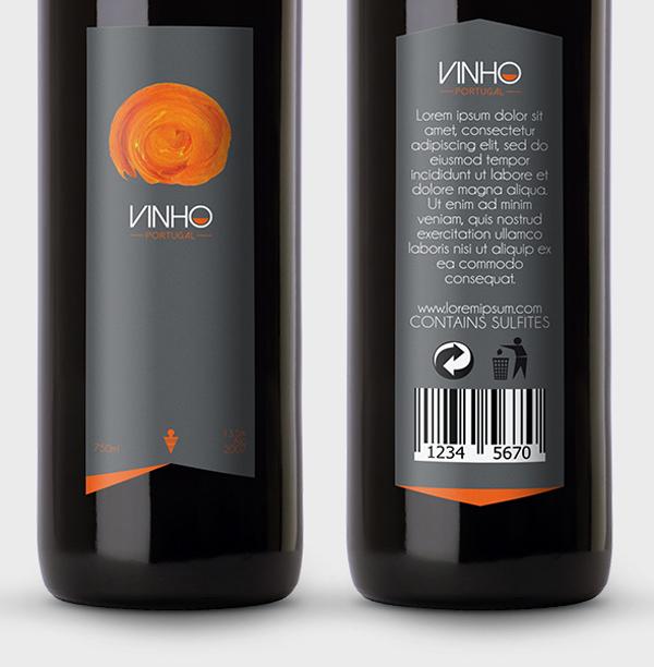 vinho labels