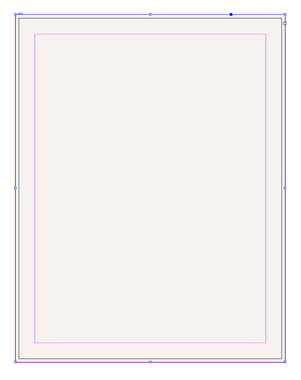 cream rectangle