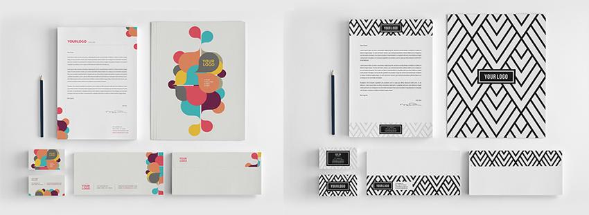 letterhead styles