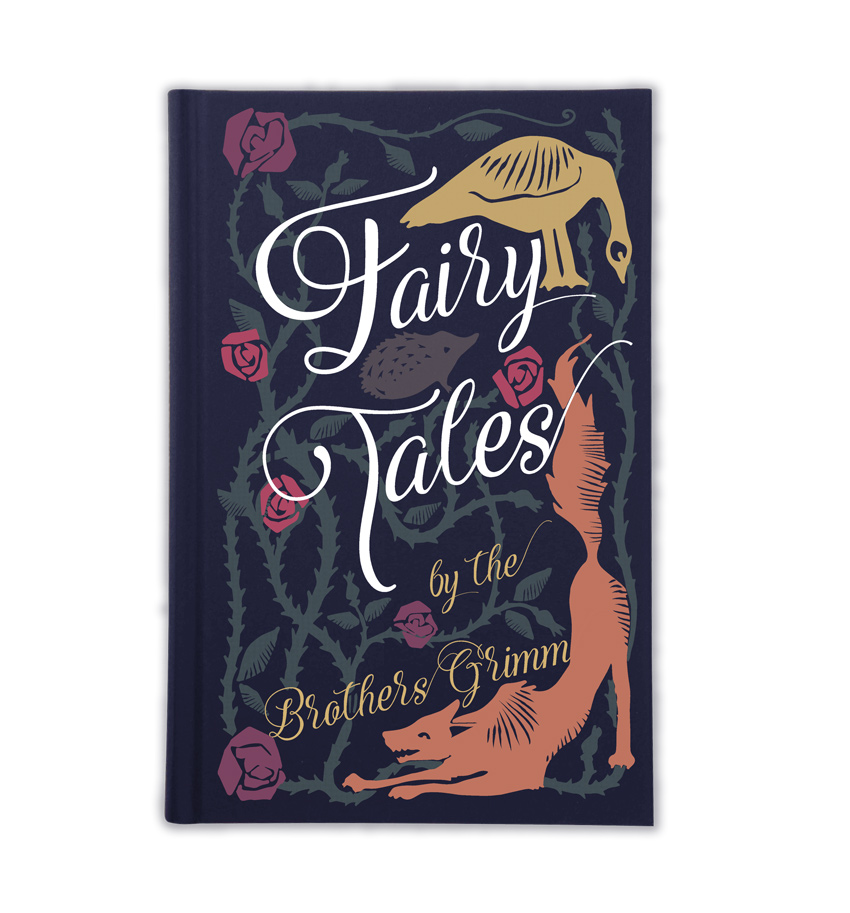 fairy tale book cover template.html