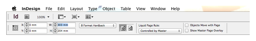 controls panel