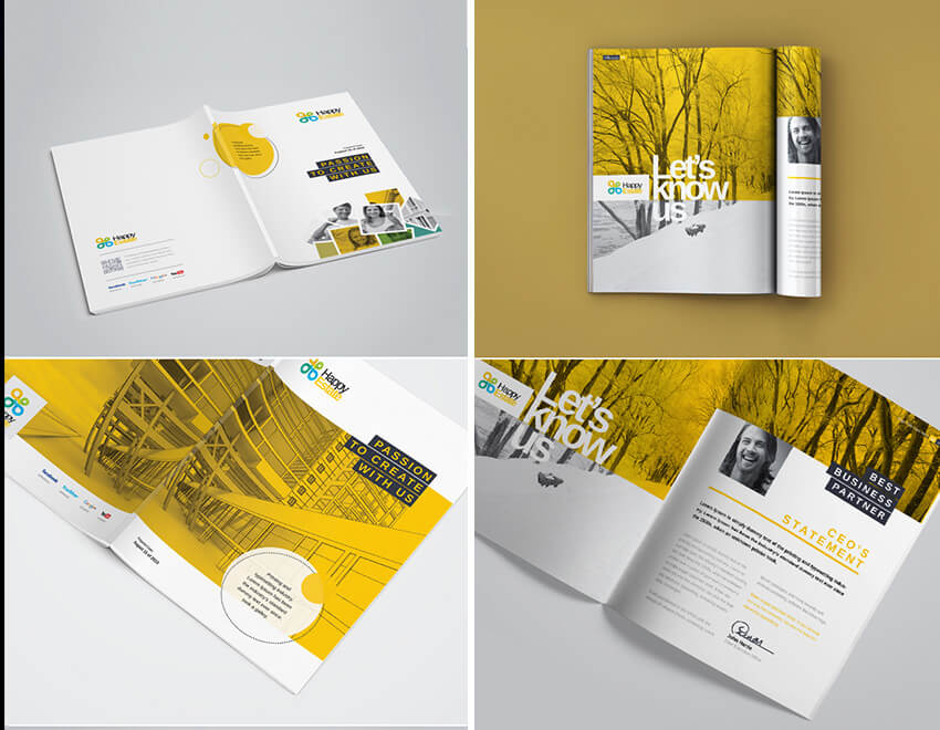 60+ Time-Saving Print Templates for Adobe InDesign & Photoshop
