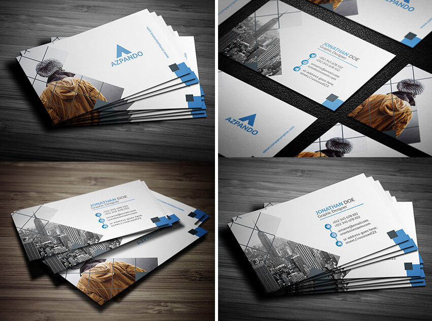 60 time saving print templates for adobe indesign photoshop photo business card reheart Image collections