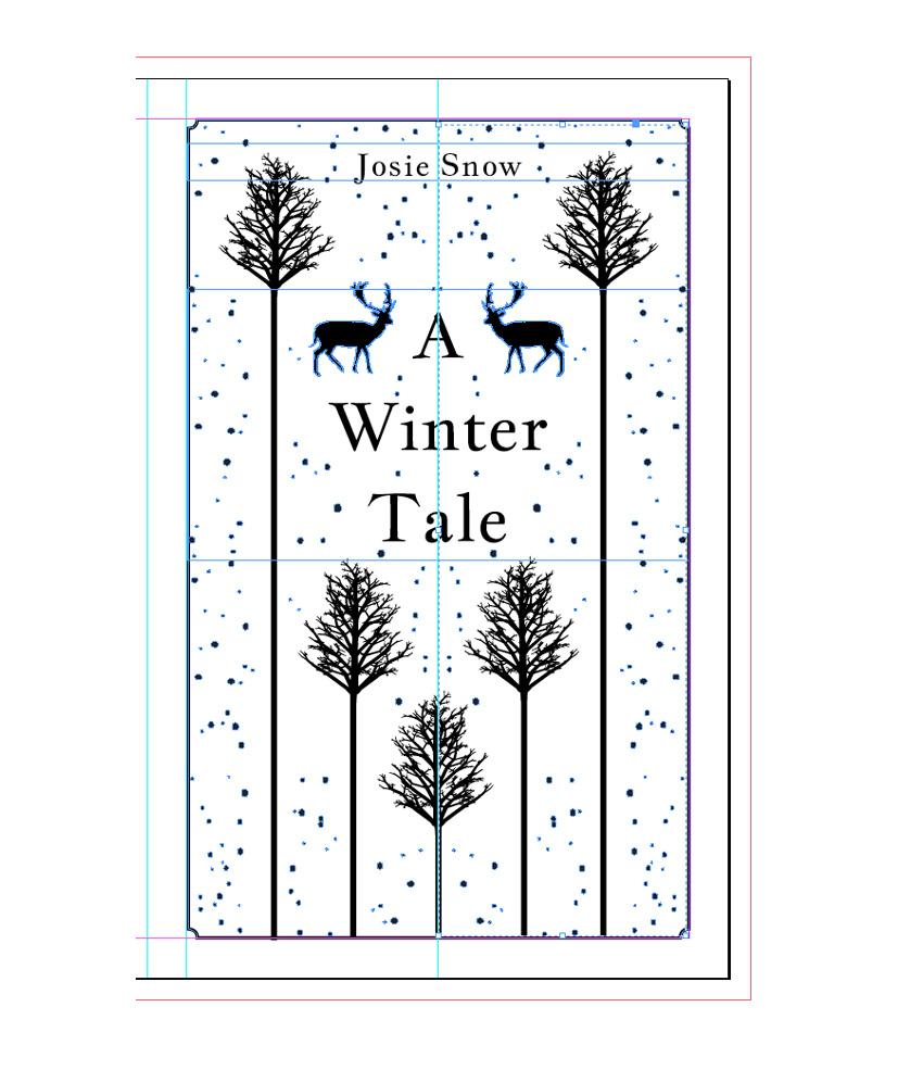 a winter tale cover
