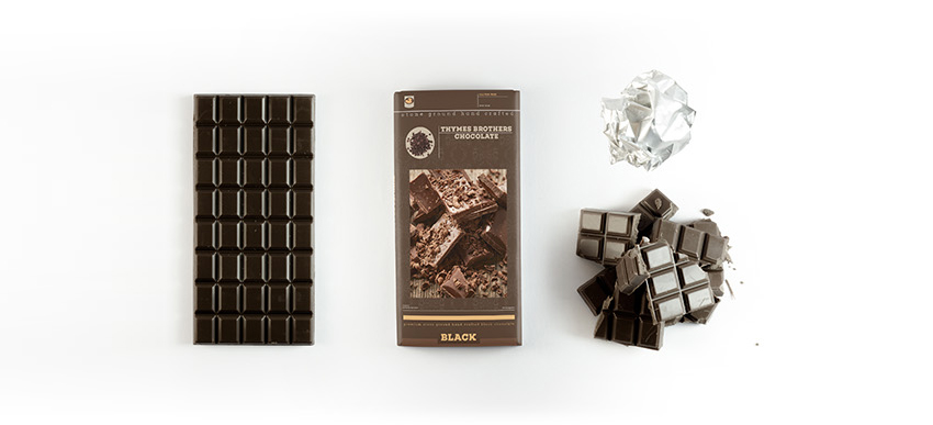 chocolate branding  How to Design a New Brand Identity for Your Business 2