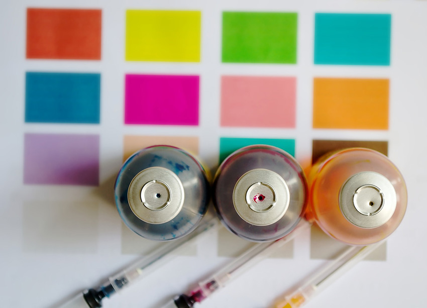 ink colors