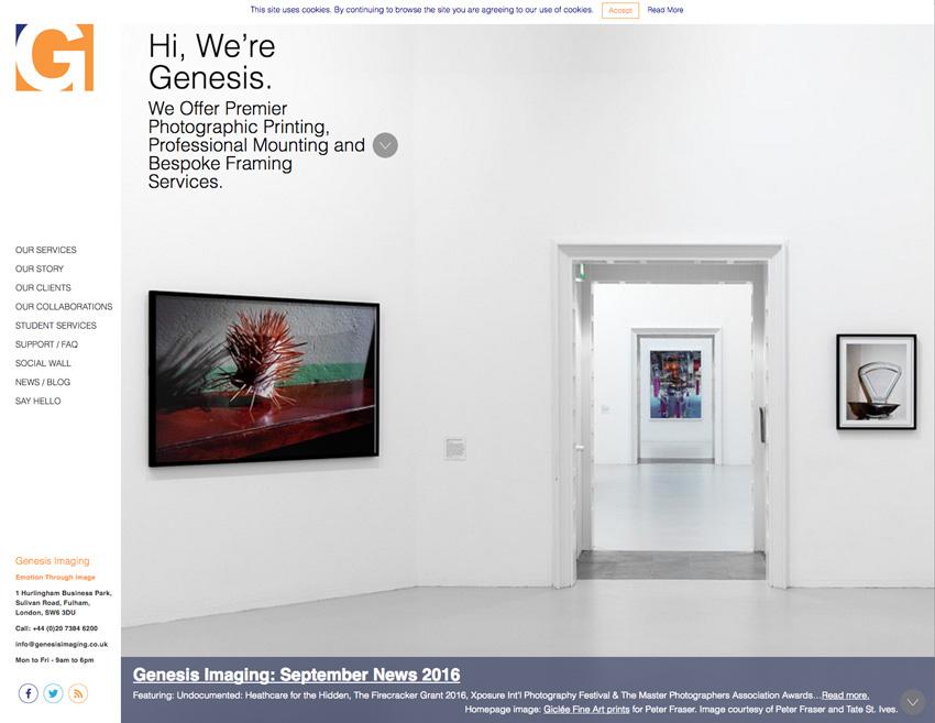 genesis photo lab