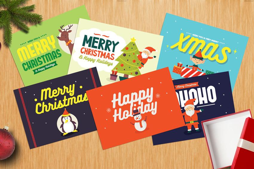 bundle of cards