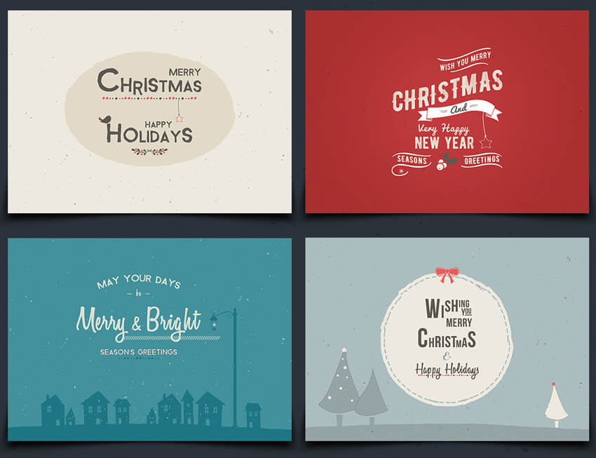 lettered cards