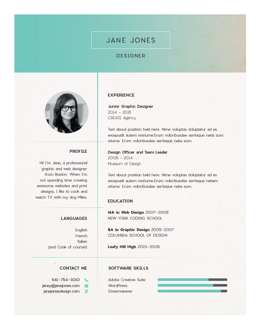 Easy Resume Builder Free Pdf How To Create A Resume Job Skills For Resume with How To Do A Great Resume Excel Photo On Resume Resume Building Services Word
