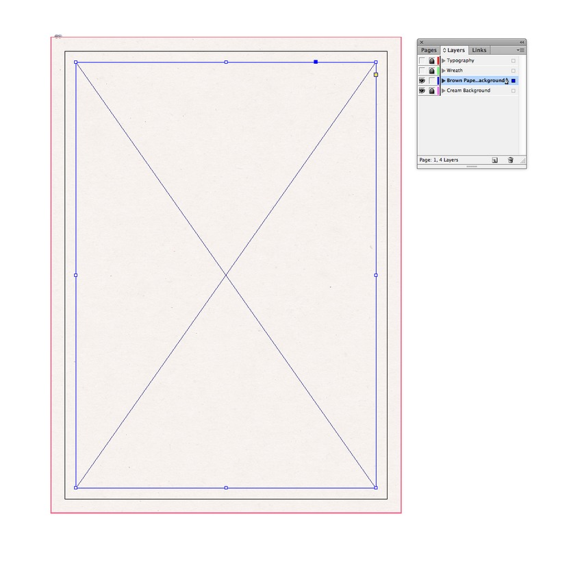 how to create rounded edges in indesign frame tool