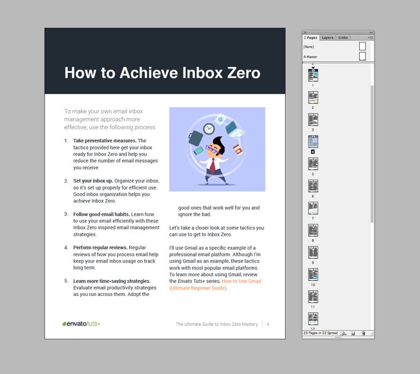 How To Make Book Cover Layout In Indesign : How to create an ebook in adobe indesign