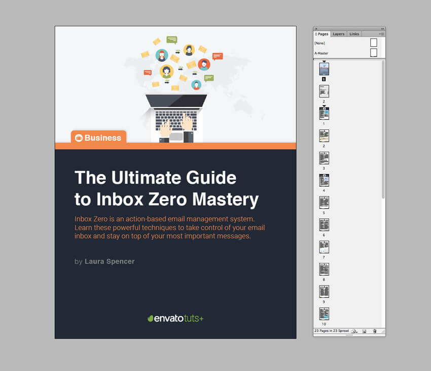 How to Create an eBook in AdobeInDesign