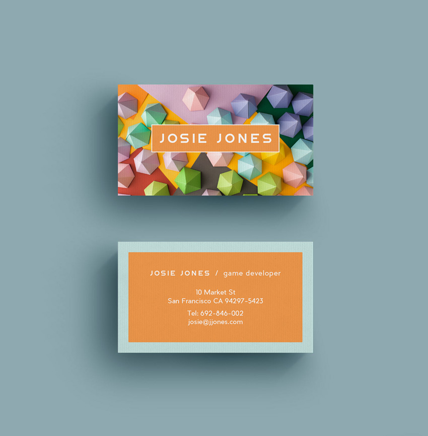 How to create a great business card in 10 steps in adobe indesign final cards colourmoves