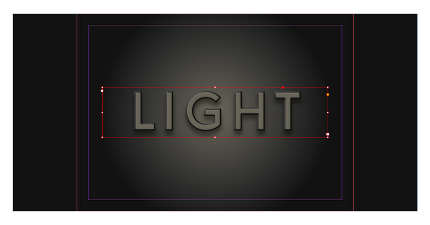 light text