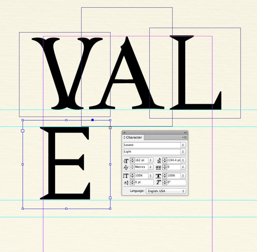 How to Create a Typographic Valentine's Card in Adobe InDesign
