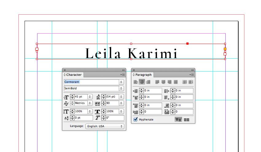 cormorant font