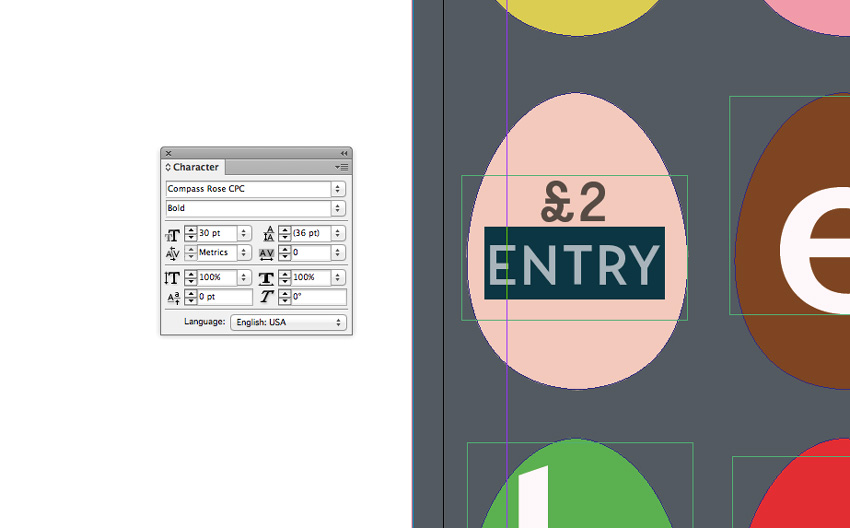 How to Create an Easter Egg Flyer in Adobe InDesign