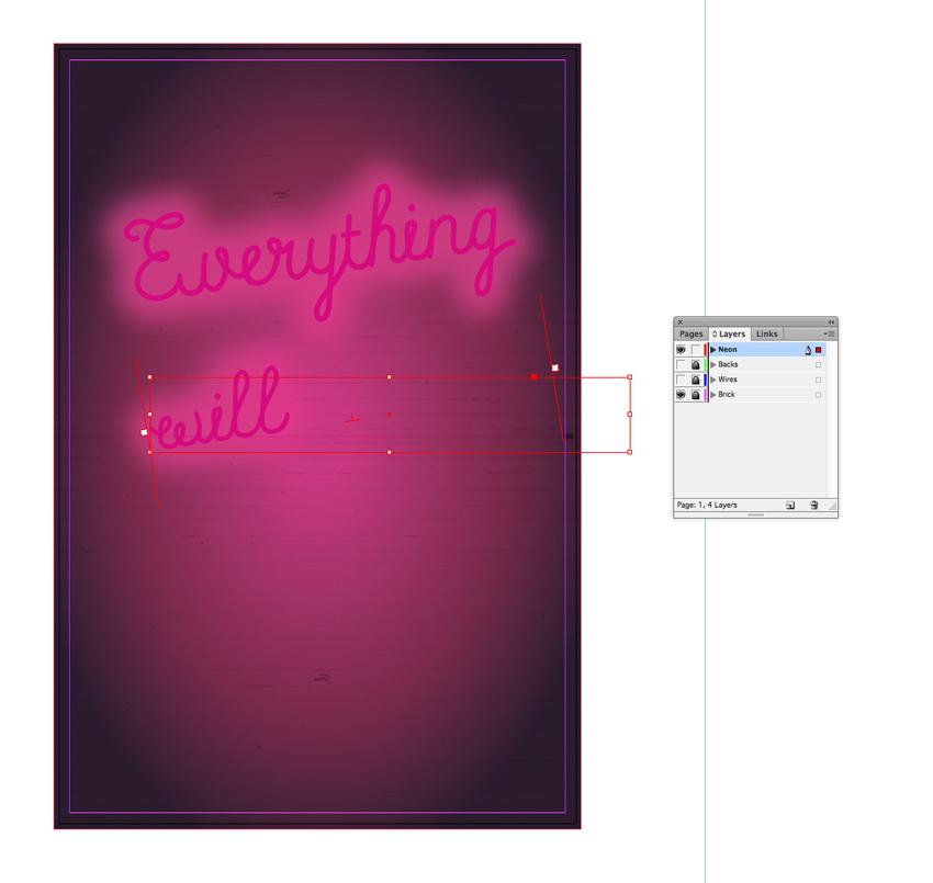 paste font