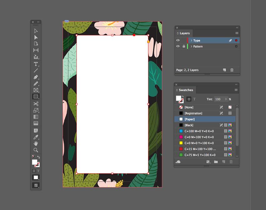 rectangle shape