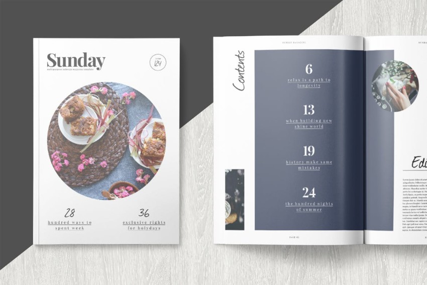 25 indesign templates every designer should own.html