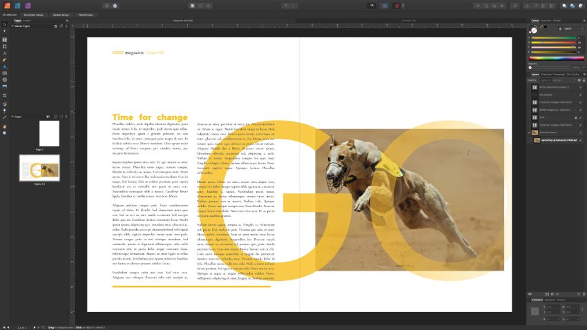 Affinity Publisher: Your Guide to InDesign's New Rival
