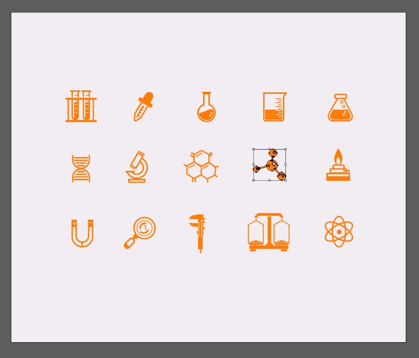illustrator icons