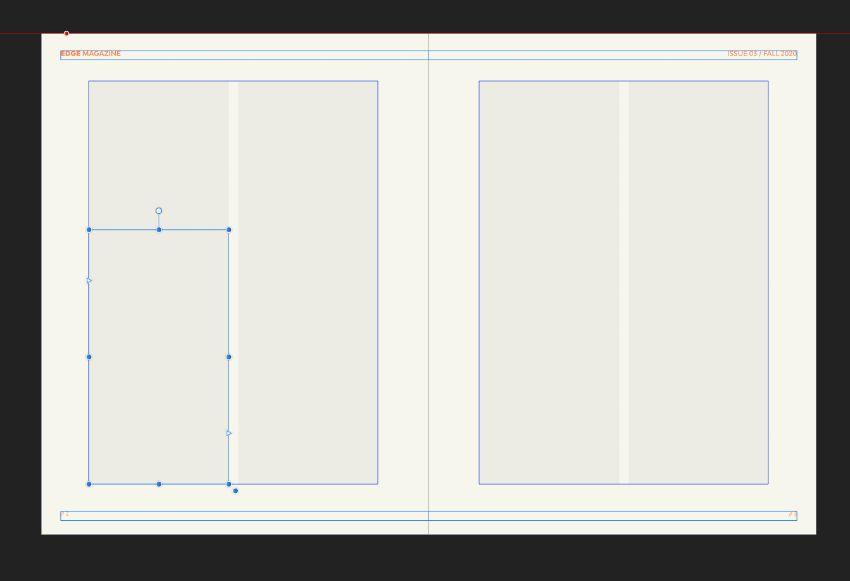 frame text tool
