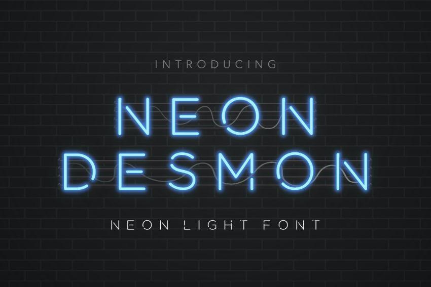 neon desmon