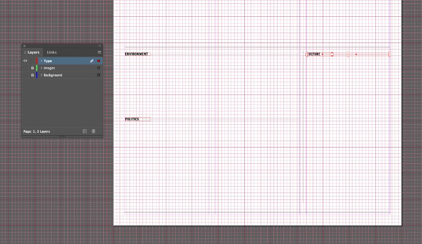 document grid