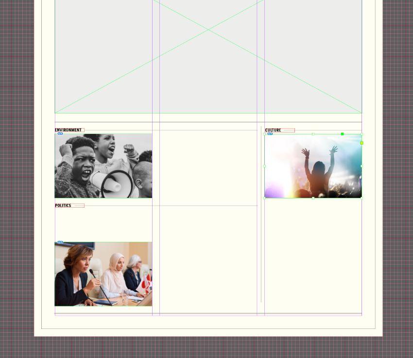 image frames color