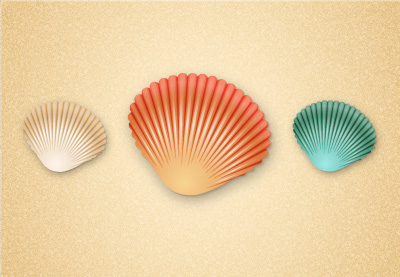 Diana seashells qt preview