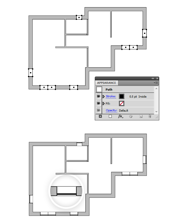 draw architectural house plan 6