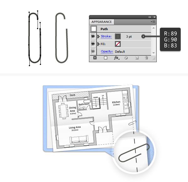 create paper clip