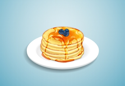 Diana pancakes w syrup tut preview min