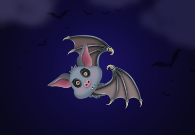 Diana bat character tut preview min