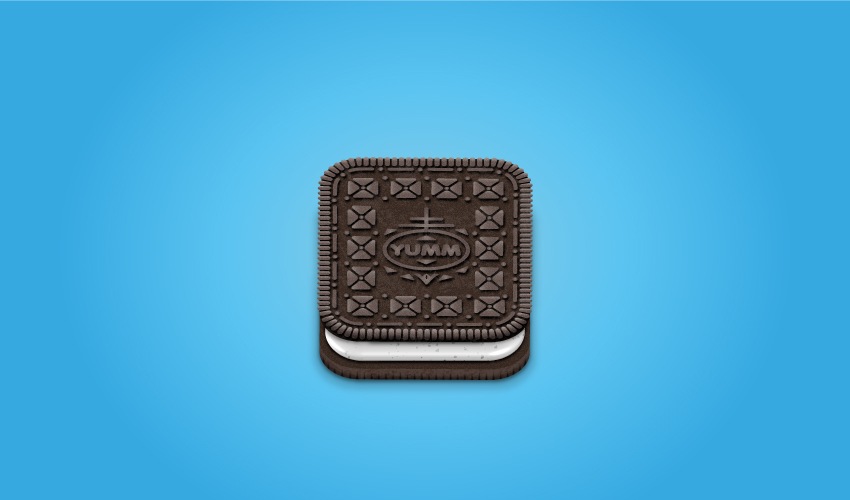 How to Create an Oreo-Inspired Icon in Adobe Illustrator