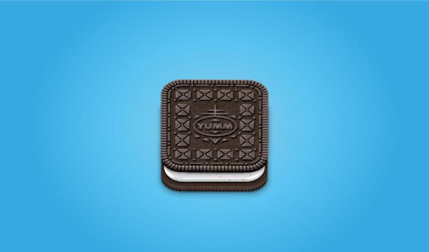 Oreo Icon Final Image